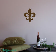 Fleur de lis LARGE French Style Vinyl Wall Art Graphic Decals Stickers 1270