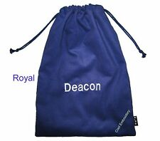 Personalised Corduroy library bag 33cmx44cm **COLOUR CHOICE matches chairbag