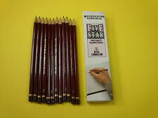 Rexel Cumberland Quality Graphite Pencils Pack 12 Grades 6H-4B FREE DELIVERY