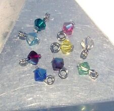 Add One Birthstone Crystal Bead to your Charm for All Bracelets Choose a Color
