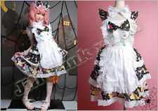 Lolita visual fairy fantasy Scrump Incorporation Dumbo heaven maid dress BK