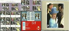 2012 Diamond Jubilee Commemorative Presentation Pack Stamps, Booklet & PHQ Cards