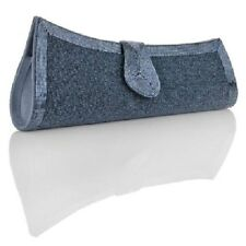 IMAN Global Chic Vintage Glamour Beaded Clutch $119.95 PLATINUM or GOLD