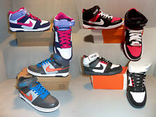 Nike 6.0 Girl's/Boy's Mogan Mid 2 Jr Skateboard Shoes NIB SIZES! COLORS! NEW