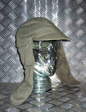 Genuine Dutch Army Green Dog Hat / Trapper Hat with Ear Warmers - All sizes