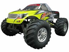 RC Monster Truck Buggy 1/10 RTR 4WD 2,4GHZ Motore 560 Veloce Seben
