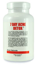 7 Day Acne Detox - Acne Pills - Acne Detox - Be AcneFree