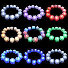 12PCS LED Submersible Lights Candles Waterproof Replaceable Tea Xmas Wedding