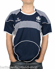 Mens Rugby Nations Scotland Top, Navy, Crew Neck, All Sizes