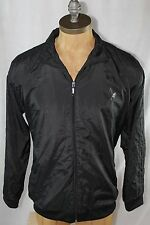 AUTH Adidas Originals Men's Black Firebird Jacket