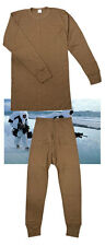 New Cold Weather Military Thermal Long Johns and Vest Shirt (  all sizes