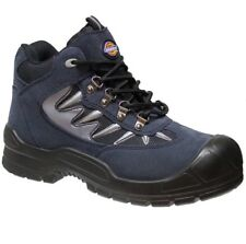 MENS DICKIES STORM LEATHER SAFETY SHOES WORK HIKER LADIES BOOTS STEEL TOE CAP