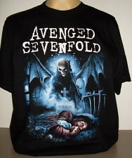 Avenged Sevenfold Nightmare T-Shirt Size S M L XL 2XL 3XL new! Metal Band