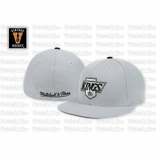 NHL Los Angeles / LA Kings Mitchell and Ness Vintage & Throwback Fitted Hat Cap