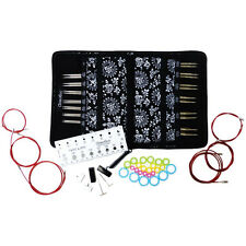 ChiaoGoo Twist Red Lace Interchangeable Needle Set - Complete, Large or Small