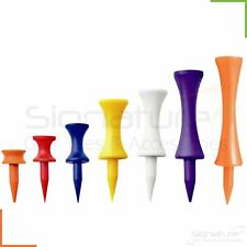 Mixed Plastic Castle Golf Tees - Various Quantities Available ***FREE UK P+P***