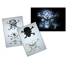 Step by Step Airbrush Stencil AS-063 ~ Stencils ~ UMR-Design