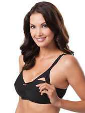 Leading Lady Casual Comfort Softcup Nursing Bra 2-Pack Style 4001
