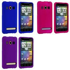 Color Hard Snap-On Rubberized Skin Case Cover for HTC Sprint EVO 4G Phone