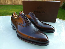 Church Shoes - Lamport - Expresso Brown Calf - 137 Last