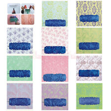 """15cm (5.9"""") DIY Floral and Dot Pattern Paint Roller for Wall Decoration GR1 to 5"""