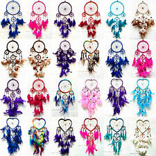 WESTERN INDIAN style HAND MADE DREAM CATCHER Native American DREAMCATCHER