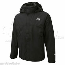 THE NORTH FACE MENS SIZE XL TRICLIMATE PHERE JACKET COAT 3 IN 1 BLACK AOFP