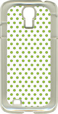 Small Polka Dots on Samsung Galaxy S4 Hard or Rubber Case Cover
