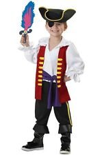Captain Featherswo​rd The Wiggles Toddler Costume