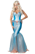 Sexy Sea Siren Mermaid Adult Costume Mythical Creature