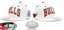 NBA Chicago Bulls Mitchell & Ness HWC Commemorative 1991 Finals Patch Cap Hat