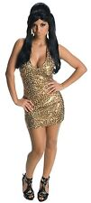 Adult Womens Snooki Jersey Shore Snooki Dress Halloween Costume Dress Up Party