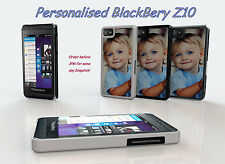 PERSONALISED CUSTOM PRINTED CASE COVER for BLACKBERRY Z10