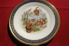 Assorted Woodland Wildlife Collectors Plates by Lenox - 4 Varieties to Choose