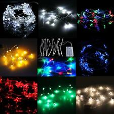 Battery Mini 20 LED Wedding Party Christmas String Fairy Lights Valentin's
