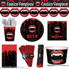 Vampire Bite Blood Halloween Party Decorations Tableware  Listing PS