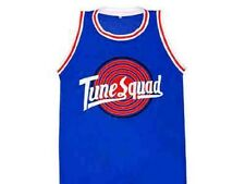 DAFFY DUCK TUNE SQUAD SPACE JAM JERSEY BLUE MOVIE TOON NEW  -  ANY SIZE XS - 5XL