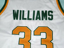 JASON WILLIAMS Dupont HIGH SCHOOL JERSEY White NEW -   ANY SIZE XS - 5XL