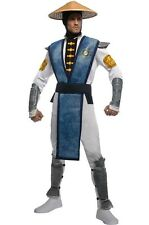Mortal Kombat Raiden Adult Halloween Costume