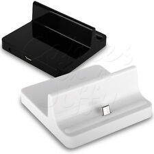 MICRO USB CHARGING DESKTOP DOCK STAND CHARGER WITH 3.5 AUX PORT FOR YOUR PHONE