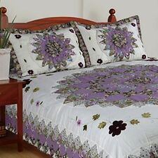 Pansy's Field Quilt Set