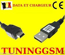 USB CABLE DATA/TRANSFERE/DATA KABEL/SYNCRONISATION pour GPS NDrive (mini USB)