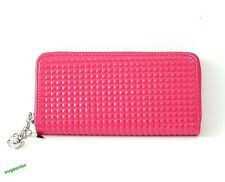 Stylish Women Zip PU Leather Colorful Clutch Case Lady Long Handbag Wallet Purse