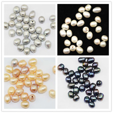 Freshwater Pearl 9x11-10x13mm Loose Beads 20pcs the hole is 2mm