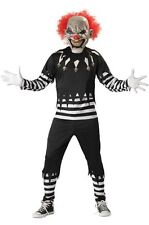 Creepy Scary Clown Adult Halloween Costume