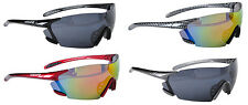 Wrapz Peloton X3 Interchangeable Sunglasses Ultimate For Cycling Cricket & Golf