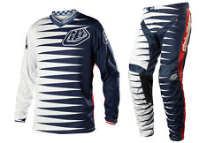 NEW 2014 TROY LEE DESIGNS TLD GP JOKER MX GEAR COMBO NAVY / WHITE ALL SIZES