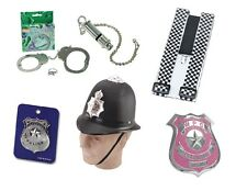 POLICE ACCESSORIES ADULT FANCY DRESS COSTUME