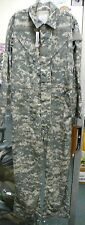 US ARMY DIGITAL ACU MECHANICS COVERALLS TYPE III MEDIUM NEW
