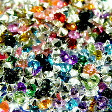 26-Colors Choices 8SS 18PP Rhinestone Diamante Pointed Back 2.5mm Crystal B0194